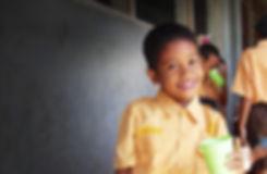 Healthy children smiling
