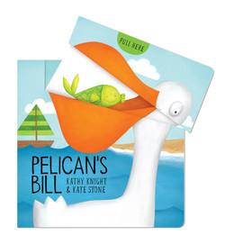 Pelican's Bill Cover Open