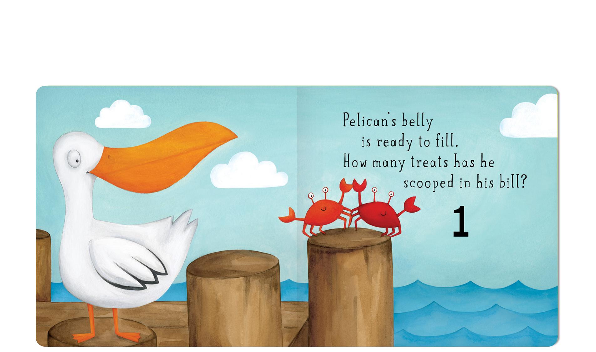 Pelicans Bill Spread 1