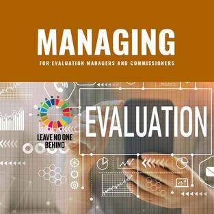 Managing Evaluation Course