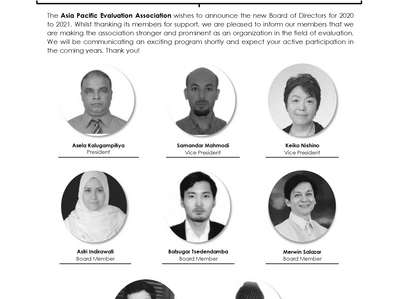 Welcome our new APEA Board Members for 2020-2021!
