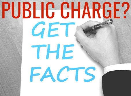 Stay Issued by Second Circuit  Injunction against USCIS f New Public Charge Rules 9/11/2020