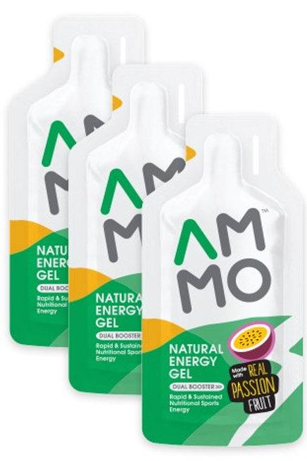 <3包裝> AMMO Sport Energy 全天然能量啫喱