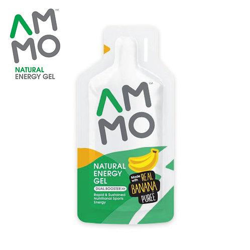 AMMO Sport Energy  全天然能量啫喱(Banana 香蕉)