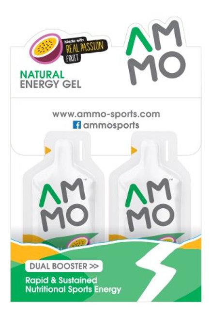 <12包裝> AMMO Sport Energy 全天然能量啫喱