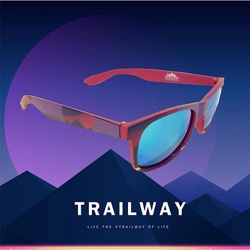 Trailway UV400 - Purple Night Sunglasses