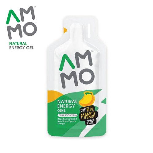 AMMO Sport Energy  全天然能量啫喱(Passion Fruit 熱情果味)