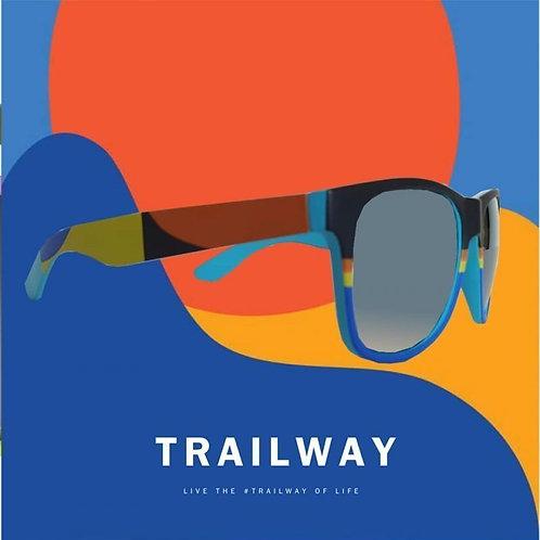 Trailway UV400 - Dawn Trail Sunglasses