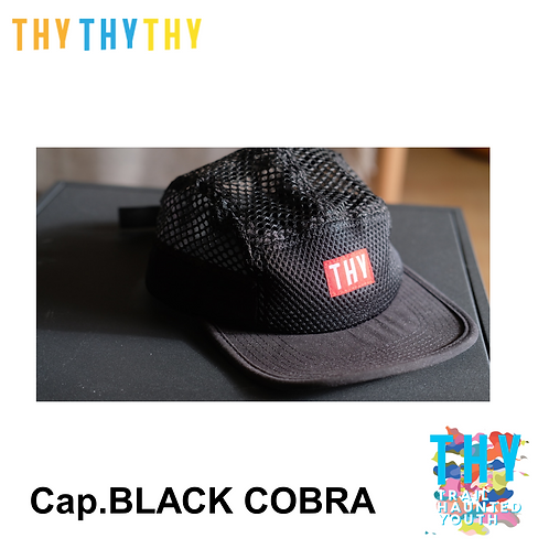 "THY CAP ""BLACK COBRA"""