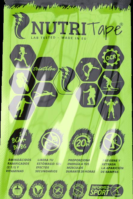 NutriTape BCAA Sport Tape 運動貼 (2 Patches 片裝)