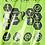 Thumbnail: NutriTape BCAA Sport Tape 運動貼 (2 Patches 片裝)