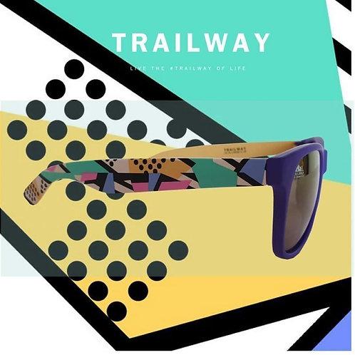 Trailway UV400 - Passion Trail Sunglasses