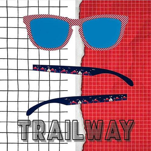 Trailway Polarized - LSD Sunglasses