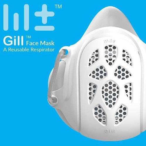 新加坡可換芯式 重用 口罩 GILL MASK