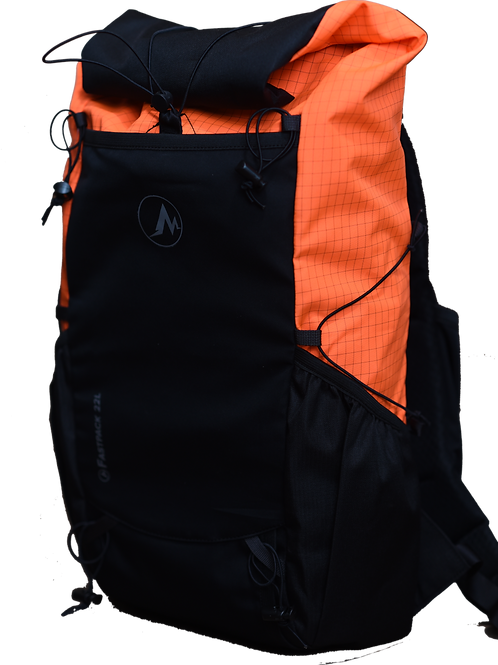 MONTE EQUIPMENT FASTPACK 22L – LIMITED PUMPKIN ORANGE