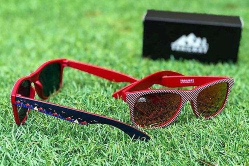 Trailway Run with Jays Sunglasses