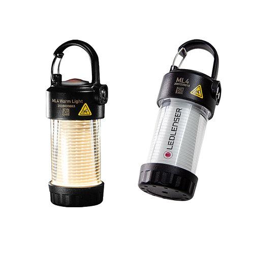 Ledlenser® ML4 充電戶外營燈
