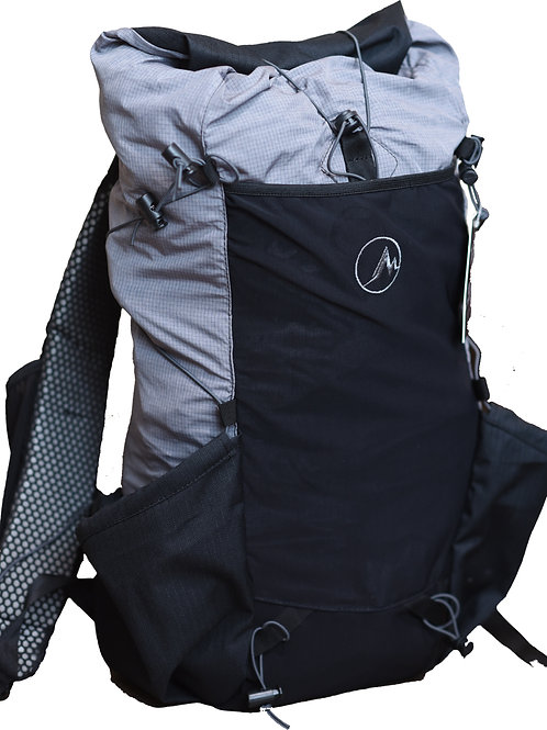 MONTE EQUIPMENT FASTPACK 22L – LIMITED-EVO-EDITION SILVER