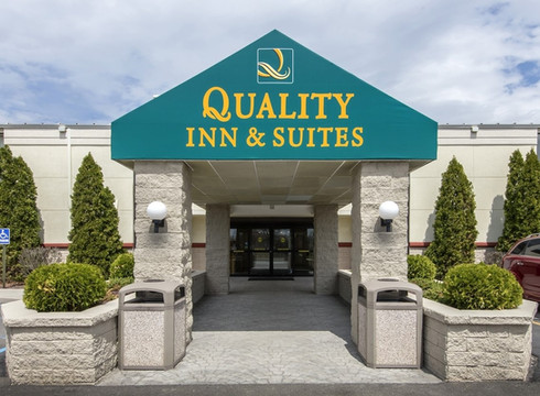 Quality Inn & Suites, Mansfield PA