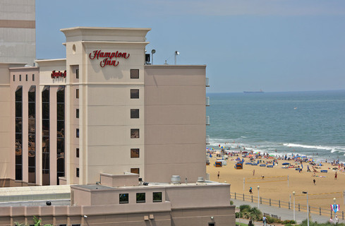 Hampton Inn Oceanfront North, Virginia Beach VA