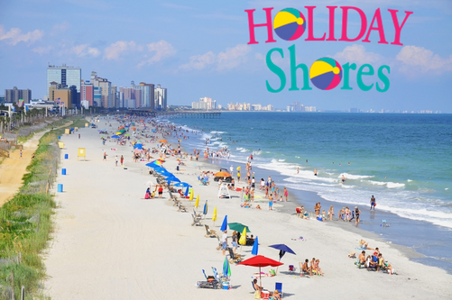 Holiday Shores Hotel Myrtle Beach SC OPENING Q4 2020
