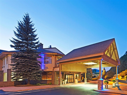 Holiday Inn Express, Blowing Rock NC
