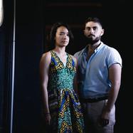 Laura LAMY & Tristan ROBILLIARD