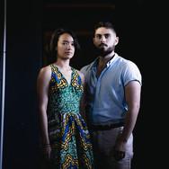 Laura LAMY et Tristan ROBILLIARD