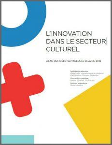 L'innovation dans le secteur culturel