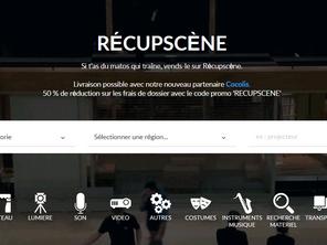 [Site ressource] Récupscène