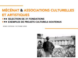 Mécénat et associations culturelles, le guide