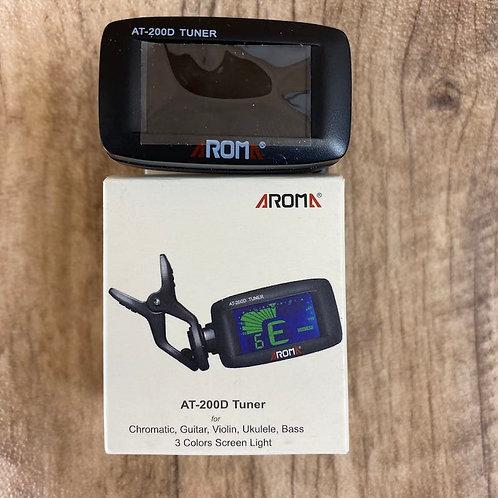 Aroma AT200D Digital Clip On Tuner