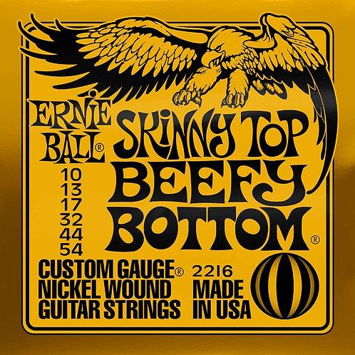 Ernie Ball Skinny Top Beefy Bottom 10 - 54 Electric Guitar Strings