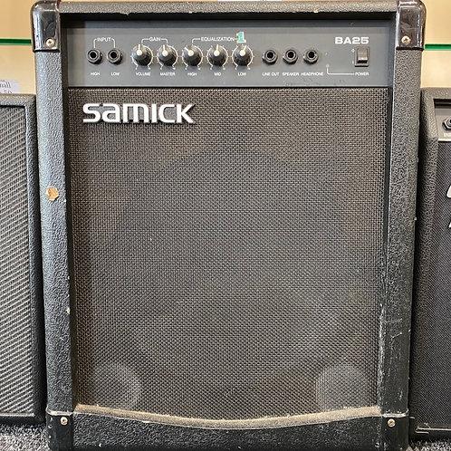 Samick BA25 - Pre-Owned