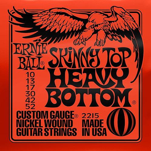 Ernie Ball Skinny Top Heavy Bottom 10 - 52 Electric Guitar Strings