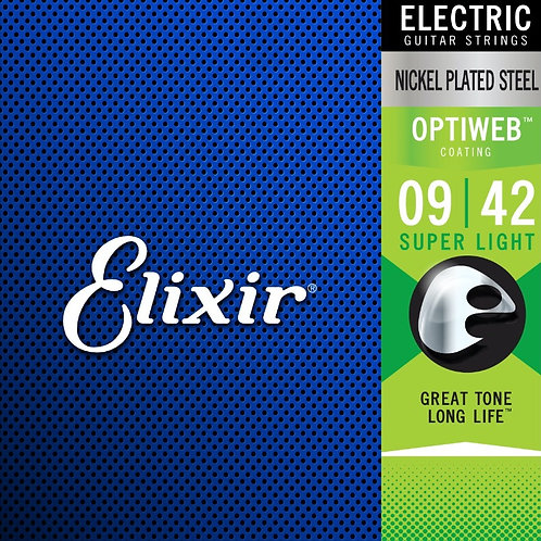 Elixir Optiweb Super Light 19002 9-42