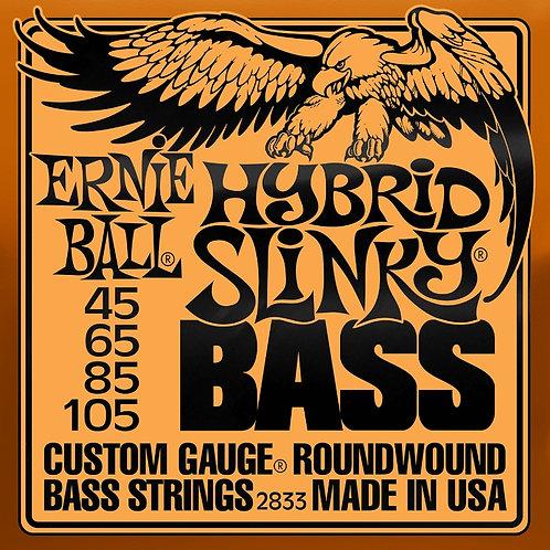 Ernie Ball Hybrid Slinky Bass 45 - 105 Electric Bass Strings