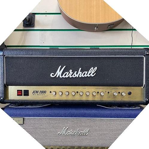 Marshall JCM2000 DSL50 - (Pre-Owned)