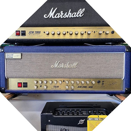 Marshall JCM2000 TSL60 Limited Edition- (Pre-Owned)