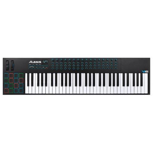 Alesis VI61 USB/Midi Keyboard Controller (Pre-Owned)