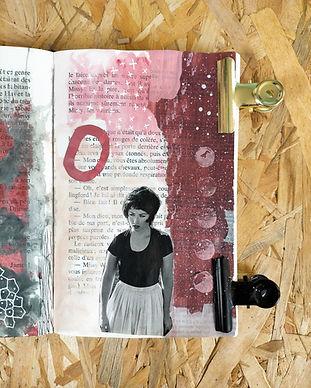 atelier art journal