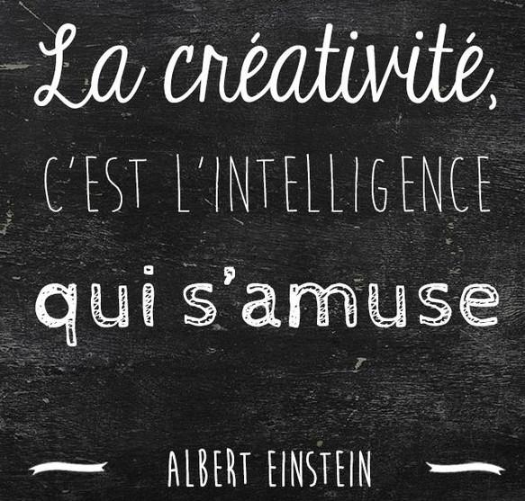 dicton créativité