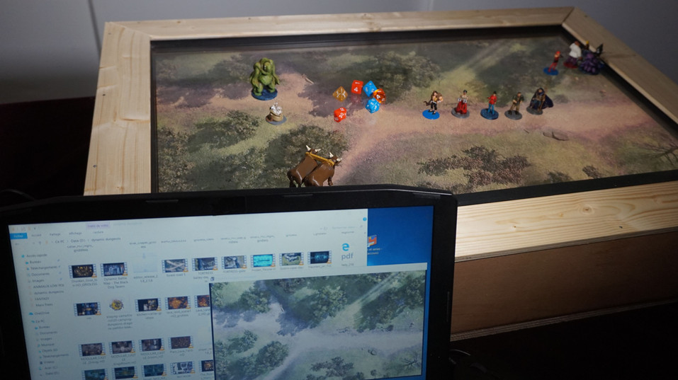 jeu de rôle interactif