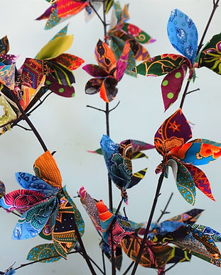 atelier écologique arbre textile