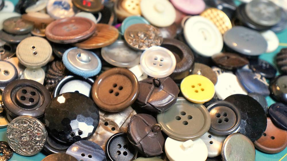 matériaux de récupération