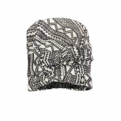 Classic chic ( wrap bonnet)