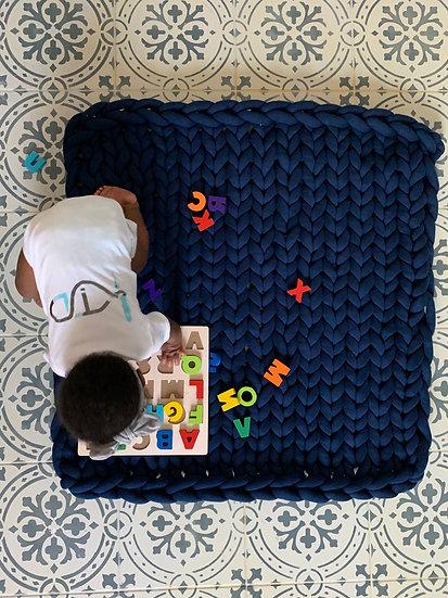 Chunky Crochet Multipurpose Blankets, Home & Pet Mats