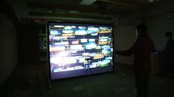 Gesture photo viewer demo