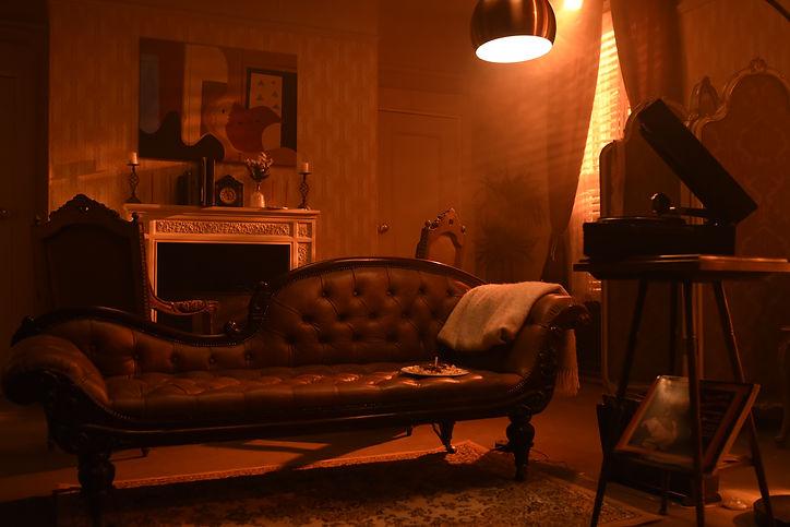 Jane (2018) film set still