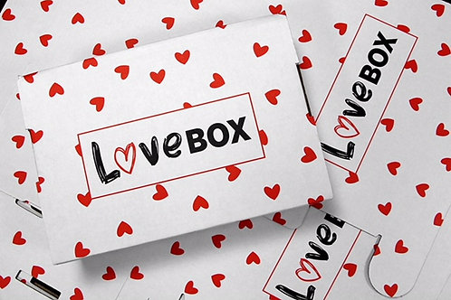 3 Love Boxes